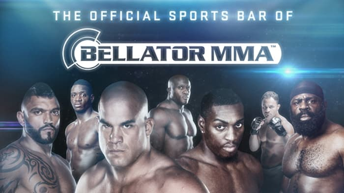 Official Sports Bar of Bellator MMA