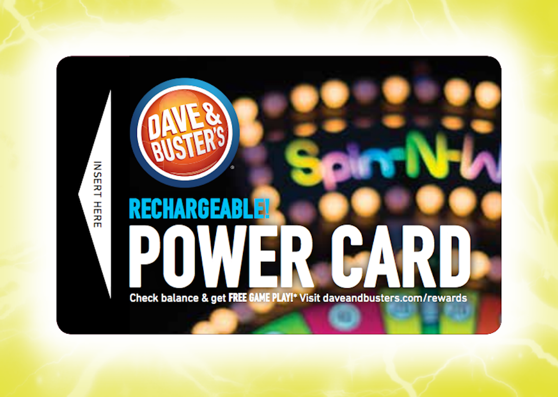 Power Card SuperCharge Graphic