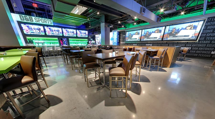 Dave Amp Buster S Sports Bar San Antonio Restaurants