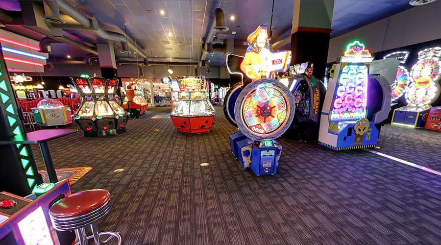 Dave & Buster's - Palisades Center Dr, West Nyack, New York - Rated based on 1, Reviews