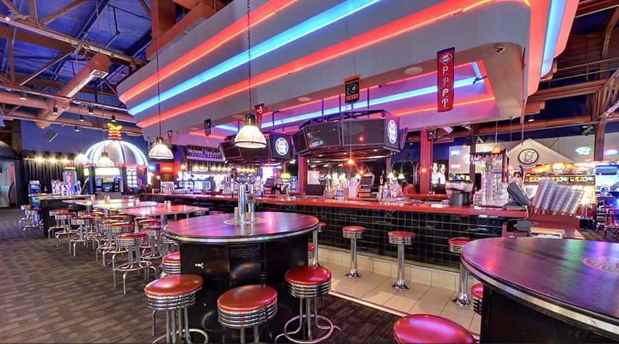 Dave Amp Buster S Sports Bar Philadelphia Restaurants