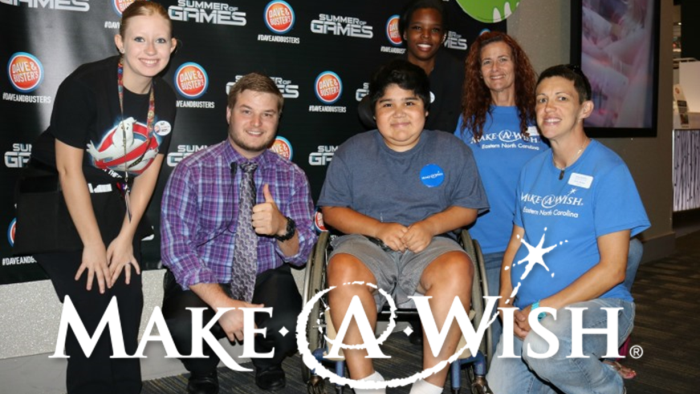 Make-A-Wish Local Event Image