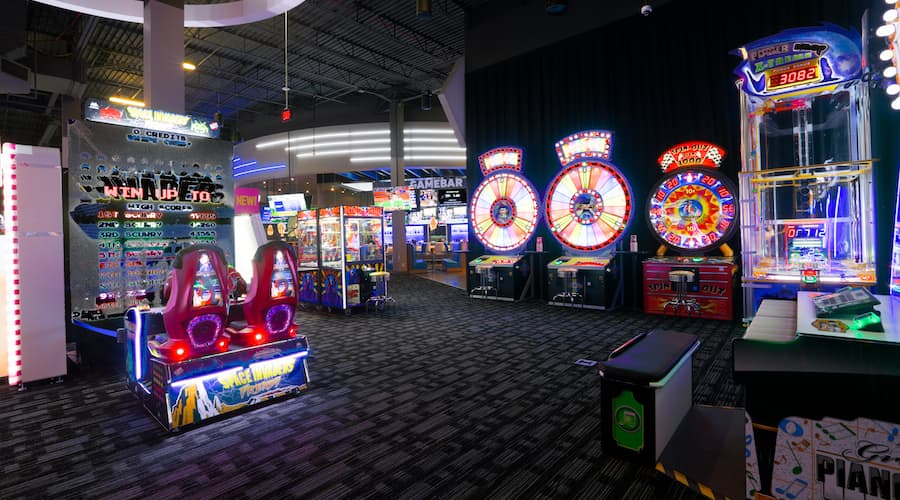 Dave and busters chattanooga