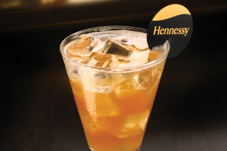 Hennessy Tropical Seduction Drink Image