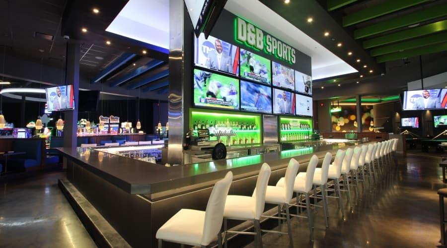 Dave Buster S Sports Bar Tampa Restaurants