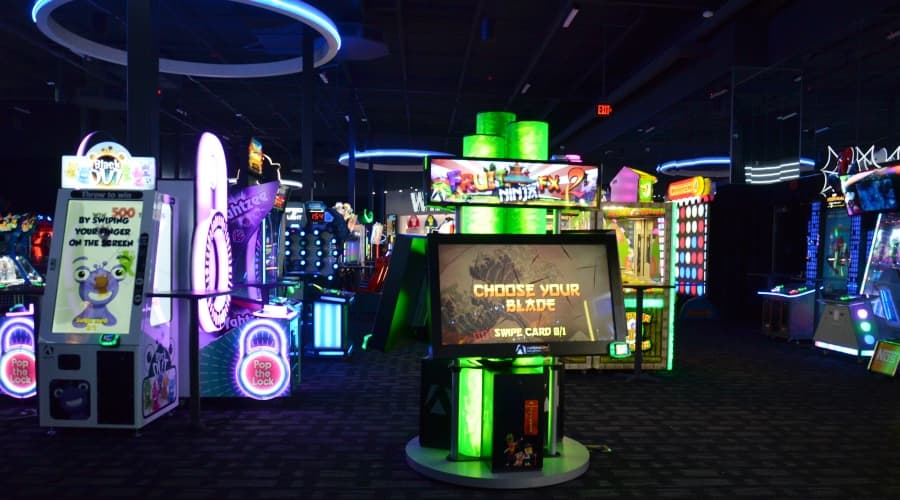 Pineville Gaming Area
