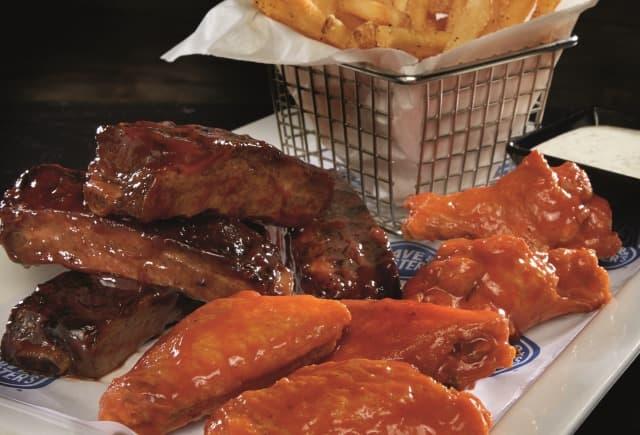 Räucherhaus BBQ Ribs & Buffalo Wings Bild